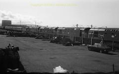 Falkland Yard 27004 heads stored locos c638 (Ernies Railway Archive) Tags: ayr falklandyard gswr lms scotrail
