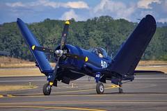 F4U-1D Corsair (Scott 97006) Tags: corsair plane propeller navy