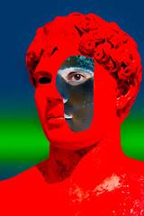 Retrato temporal mixto - Mixed time portrait (COLINA PACO) Tags: retrato ritratto portrait sculpture escultura franciscocolina fotomanipulación fotomontaje photoshop photomanipulation