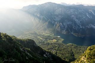 Alpes juliennes, Slovenie