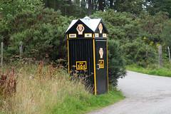 Ardgay Sentry Box 504 (twm1340) Tags: 2018 scotland ardgay sutherland inverness uk a9