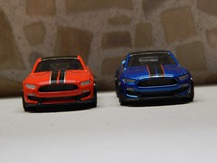 Shelby GT30Rs (Terence029) Tags: ford hotwheels diecast