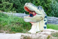 _DSC1371.jpg (Kaminscy) Tags: dinosaurpark dinosaur roztocze head krasnobrod europe kids poland krasnobród lubelskie pl