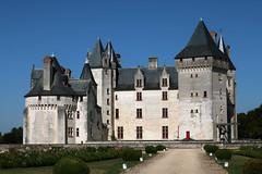 Le Coudray-Montpensier # 3 (Les 3 couleurs) Tags: lecoudraymontpensier touraine indreetloire valdeloire paysdelaloire châteaux castle renaissance