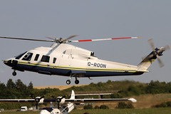 G-ROON_01 (GH@BHD) Tags: groon sikorskys76 sikorsky s76 s76c s76c2 keystone rooneyair flyinglegends2018 flyinglegends duxfordairfield duxford imperialwarmuseum helicopter chopper rotor executive corporate aircraft aviation