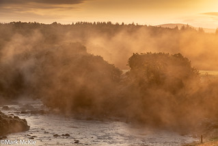 Misty river Cree