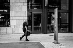 The Cleaner (gwpics) Tags: commerce work england cleaner woman worker greatbritain people mono british southampton streetphotography uk english britain editorial everydaylife female hampshire hants lady lifestyle monochrome person socialcomment socialdocumentary society streetscene streetphotos streetpics unitedkingdom bw blackwhite blackandwhite street streetlife