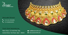 Buy Exclusive Collection of Gold Jewellery from Zevarworld (zevarworld) Tags: zevarthejewelleryworld goldjewellery kundanjewellery jewellerydesigns necklace latestcollection jewellery b2b wholesaler jaipur rajasthan traditional fashion womens girls shopping style