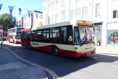 056-01 (Ian R. Simpson) Tags: yn58bcv scania ck230ub omnicity brightonhove goaheadgroup goahead bus 56 brighton eastsussex sussex england mauricetate