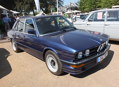 BMW-Alpina B7S Turbo 1981 (Zappadong) Tags: e12 bmwalpina bmw alpina b7s turbo 1981 classic days schloss dyck 2018 zappadong oldtimer youngtimer auto automobile automobil car coche voiture classics oldie oldtimertreffen carshow