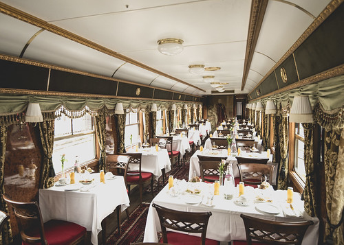 Majestic Train de Luxe Charter Train