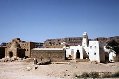 Mashad Ali (Al-Mashad) (motohakone) Tags: jemen yemen arabia arabien dia slide digitalisiert digitized 1992 westasien westernasia ٱلْيَمَن alyaman kodachrome paperframe