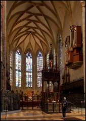 Ulmer Münster (HOR-BS 696) Tags: berndsontheimer badenwürttemberg ulmdonau ulmermünster curch kirche kirchenschiff eglise