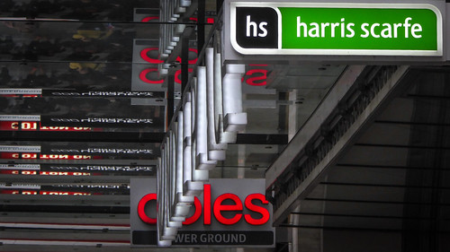 Rundle Place and Harris Scarfe