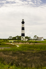 Bodie Island Lighthouse V (rschnaible) Tags: nags head north carolina cape hatteras national seashore outdoor landscape the south bodie island lighthouse work production transportation coast coastal atlantic building architecture historicbuilding