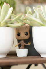 Groot (Hazameliten) Tags: groot comics funko toys toyphotography plants