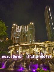 Mall Central Park Jakarta (Ya, saya inBaliTimur (leaving)) Tags: jakarta mall apartment architecture apartemen arsitektur building gedung restaurant restoran fotomalam nightshoot
