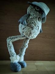 Billy Jean is not my Love... (Streri63) Tags: groups 2018 52weeks eule billyjean michaeljackson austria niederösterreich pressbaum hut moonwalk dancing