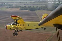 2018-09-08 Szatymaz IMG_5522_ HA-MBJ (horvath.balazs1980) Tags: antonov an2 ancsa colt kétfedelű biplane szatymaz lhst ha hambj repülőnap airshow