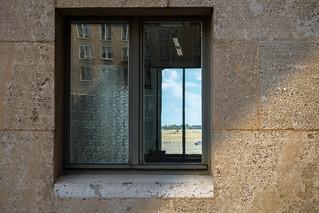 Tempelhof Fenster