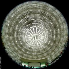 Coupole du Conseil national - Siège du PCF (Paris) (L'Abominable Homme de Rires) Tags: pcf architecture niemeyer canon5d 5dmkiii 815mmfisheyef4 fisheye canon dxo photolab lightroom paris