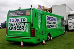 Macmillan Cancer Support: YJ57 EHK (Northern Transport Photos) Tags: nebuses optaresolo yj57ehk macmillancancersupport sunderlandairshow