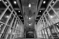 Roosevelt Island (CCYMINUM) Tags: newyorkcity architectural architecture balance bilateralsymmetry blackandwhite buildinginterior contemporaryart eastriver entrance ethereal fineart freedom galss geometry image light lines manhattan monochrome peaceful photo photography print quiet rooseveltisland serenity symmetrical symmetry urban