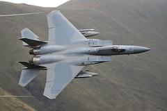 four93rd (Dafydd RJ Phillips) Tags: f15c f15 eagle afb lakenheath loop mach low level jet fighter aviation military wales usa usaf