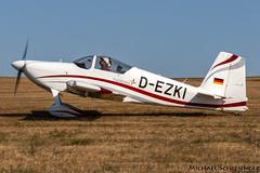 D-EZKI - Vans RV-7 - Private (MikeSierraPhotography) Tags: air airport country deutschland edrv germany spotting town wershofen eifel flugplatzfest dezki vans rv7