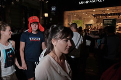 levis (streetphotodog) Tags: 2018 fifa worldcup street moscow russia colour color city streetphotography colourstreetphotography fujifilmx70 x70