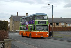 B162WUL Claremount 2010 (MCW1987) Tags: mcwmetrobus mcw metrobus halifax joint committee former london transport m1162 mk1 b162wul