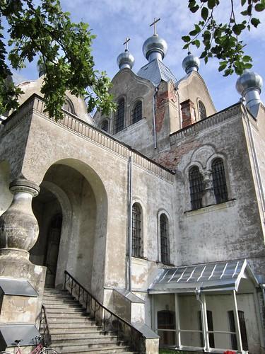 pyhittäjä herman alaskalaisen kirkko