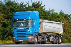 Scania R400 Topline (UA) (almostkenny) Tags: lkw truck camion ciężarówka ua ukraine scania topline r400 bc bc2448em dumper tipper r04