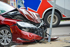 2-Vehicle MVA Walnut and 16th Street-3 (The Action Niagara Falls) Tags: mva motorvehicleaccident amr accident ambulance firetruck firedepartment crash police nffd nfpd engine4 truck1 emt ems