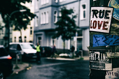 [true_love] ([sczepurek_photography]) Tags: love truelove liebe art kunst artwork street streetfotografie streetart urban urbanart city germany sticker stickerbomb