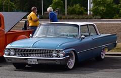 1961 Ford Fairlane 500 (D70) Tags: oceanparkford hotrodshow 2018 surrey britishcolumbia canada ford fairlane 500 1961