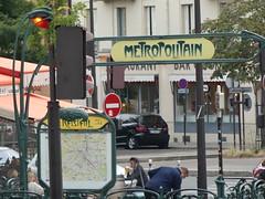 Parigi (Simone Ramella) Tags: francia france parigi paris metropolitana underground sign cartello