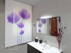 "BAÑO FLOR MORADA ENROLLABLE • <a style=""font-size:0.8em;"" href=""http://www.flickr.com/photos/67662386@N08/30789401078/"" target=""_blank"">View on Flickr</a>"
