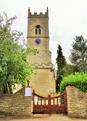 Photo of St Mary and St Edburga, Stratton Audley