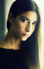 Diana (Valentyn Kolesnyk (ValeKo)) Tags: pentax people portrait petzvale k3 ko120m 120mm 18 mood pentaxflickraward