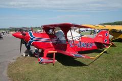DSB_2131 (Copy) (pandjt) Tags: gatineau quebec airshow aéroportexécutifgatineauottawa aero aerogatineauottawa aerogatineauottawa2018 aircraft airplane aviatpittsspecial pittsspecial aerobaticbiplane biplane