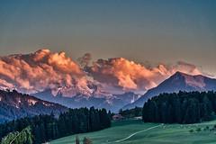 The Beginning (*Capture the Moment*) Tags: 2018 august berge emmental kantonbern landschaften mountains schweiz sommer sonya7mark3 sonya7m3 sonya7iii sonyfe70200mmf28gmoss sonyilce7m3 summer switzerland valleyemmental