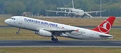 Turkish TC-JPN - Airbus A320 (G-RJXI) Tags: turkish airlines tcjpn airbus a320 320 berlin tegel txl eddt