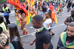 DSC_8313 (photographer695) Tags: notting hill caribbean carnival london exotic colourful costume girls dancing showgirl performers aug 27 2018 stunning ladies
