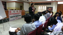 20160928_161258 (D Hari Babu Digital Marketing Trainer) Tags: iimc hyderabad digital marketing seminar
