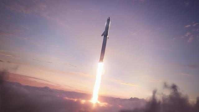 BFR in flight