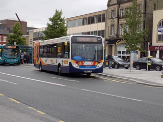 Stagecoach North East 27167 (SN64 OJS)
