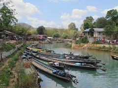Long-Tail Boats