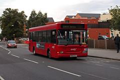 Rare Working: Route H28, Abellio London, 8450, RD02BJV (Jack Marian) Tags: routeh28 abelliolondon 8450 rd02bjv dennis dart dennisdart plaxton plaxtonpointer pointer bullsbridge osterleytesco westmiddlesexhospital rareworking buses bus london