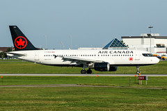C-FXCD (PlanePixNase) Tags: aircanada airbus a320 airport airline planespotting ottawa yow cyow